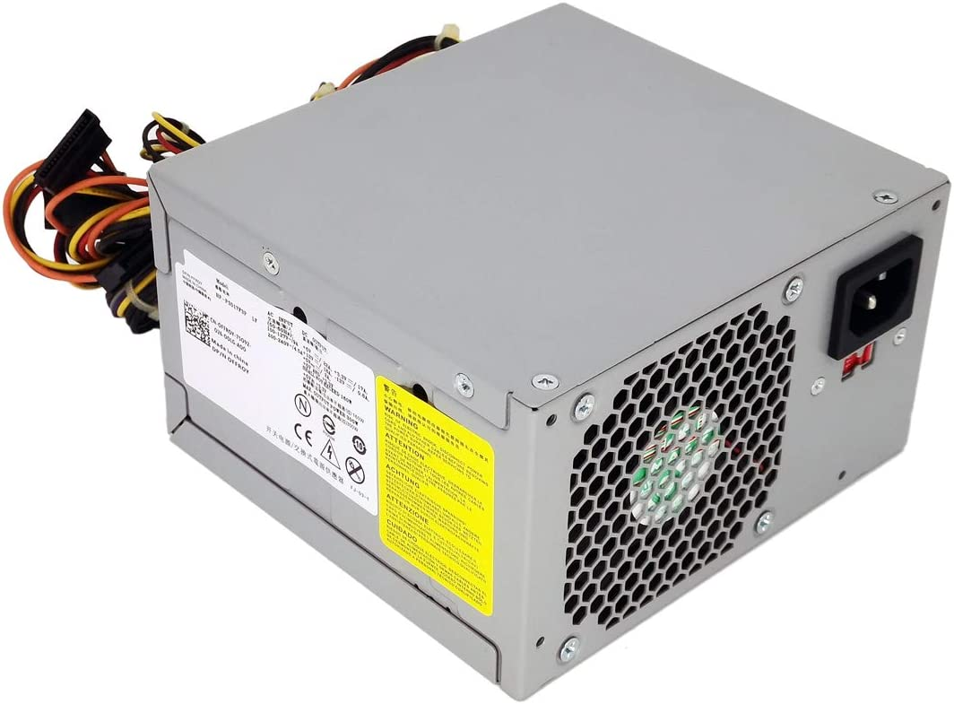 300W HP-P3017F3 GH5P9 Replacement Power Supply for Dell Vostro,Precision,Studio,Inspiron Series Mini Towers Systems M/N: PS-5301-08 D300R002L HP-P3017F3 LF DPS-300AB-24, P/N: J036N XW600