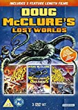 Doug McClure's Lost Worlds: Warlords of Atlantis/At the Earth's Core/The Land That Time Forgot [UK import, region 2 PAL format0