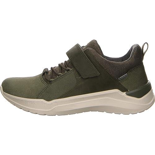 ECCO Halbschuhe Intervene Olive 38: : Schuhe