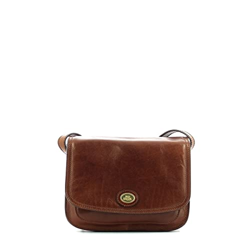 151a96afd0c The Bridge Messenger Bag 04402201-14 Brown: Amazon.co.uk: Luggage