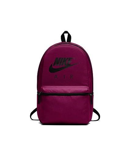 7f46f6d8b Nike Air Casual Daypack, 45 cm, 26 liters, True Berry/Black: Amazon.co.uk:  Luggage