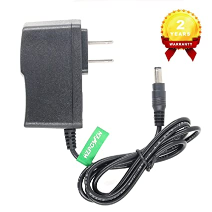 Amazon.com: AC/DC Adapter Replacement for Blackstar Fly 3 Bass Amplifier Fly3 & Fly 103 Guitar Bluetooth Speaker PSU1FLY PSU-1 SW10-06501500-W Balance 9.0e ...