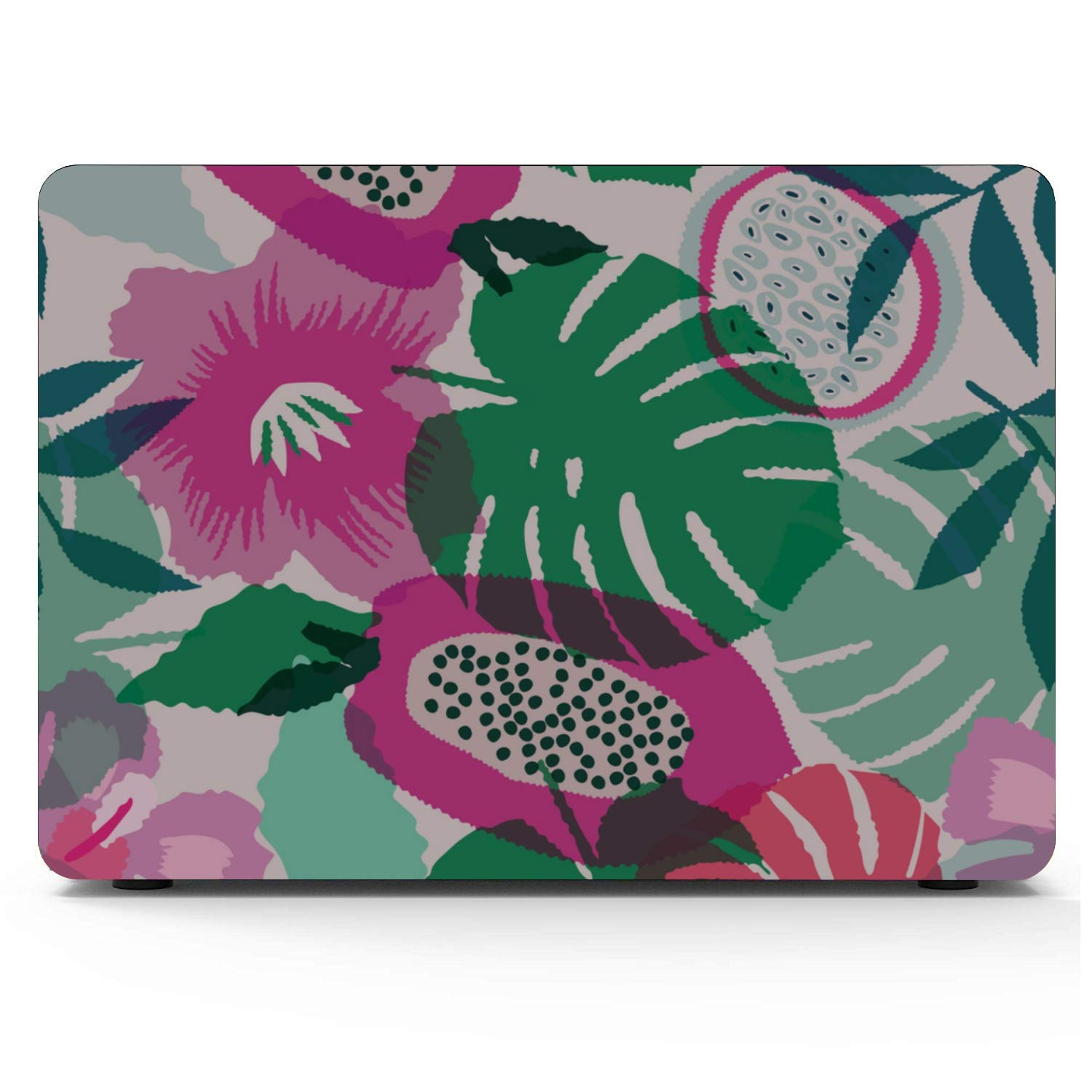 MacBook Pro 13 Cases Summer Sweet Sour Passion Fruit Drink Plastic Hard Shell Compatible Mac Air 11 Pro 13 15 Cover for Laptop Protection for MacBook 2016-2019 Version