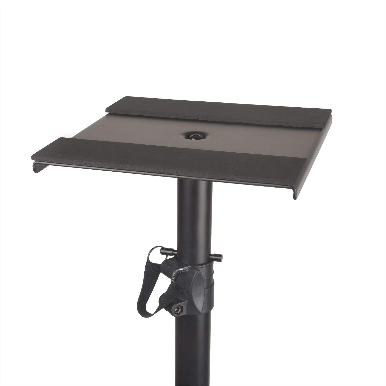 PAIR of Studio Monitor Speaker Stands by Hola! Music, Professional Heavy-Duty Tripod Structure, Adjustable Height, Model HPS-600MS by Hola! Music (Image #3)