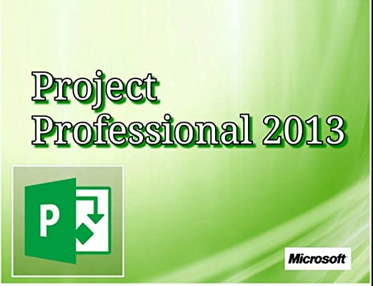 Microsoft Office Project Professional 2013 Vollversion Product Oem