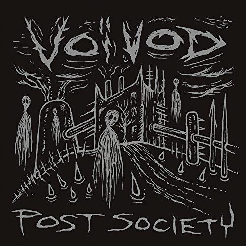 Voivod: Voivod-Post Society-Ep (Audio CD)