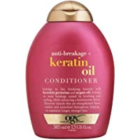 Condicionador Keratin Oil, OGX, 385 ml