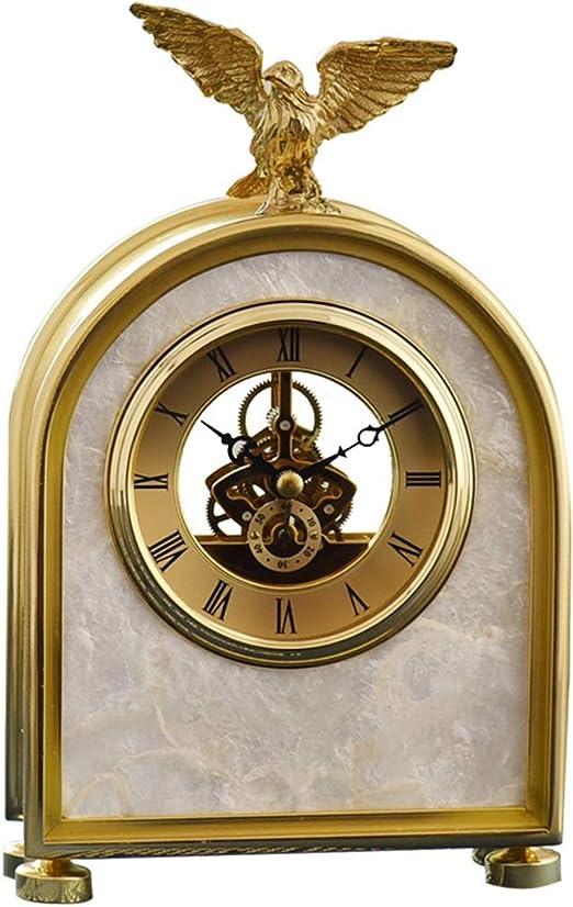 Reloj clásico Relojes de mesa para la sala de estar Decoración ...