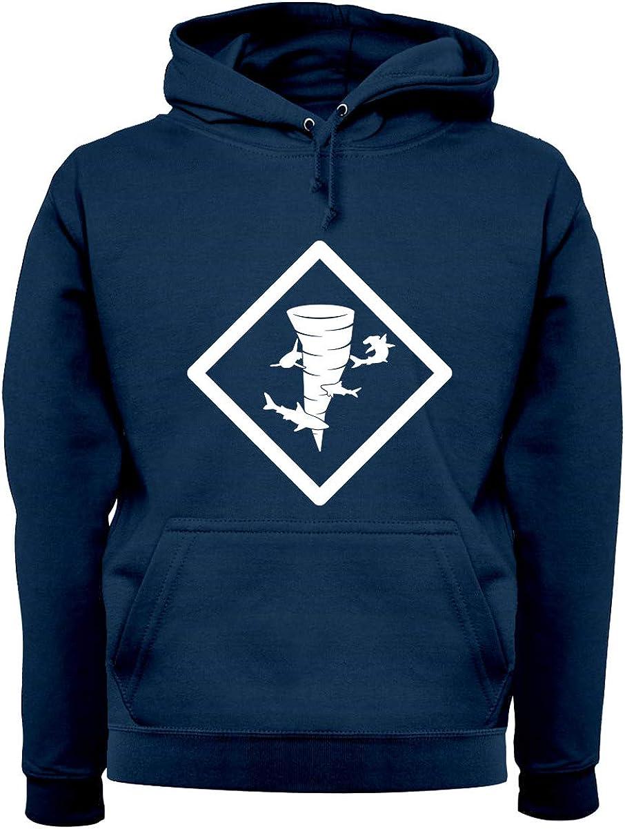 Shark Tornado - Unisex Premium Hoodie/Hooded Top