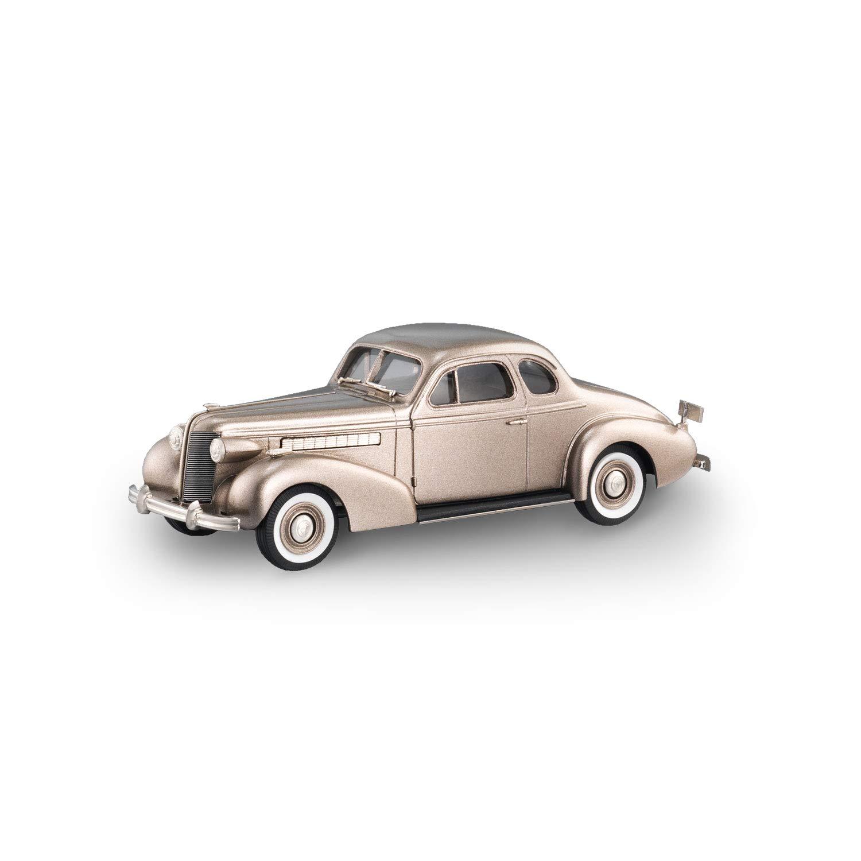 Brooklin Models - 1937 Buick Special 2 Door Coupe M-46 - BC012 - Samarra Beige (1 43 Scala)