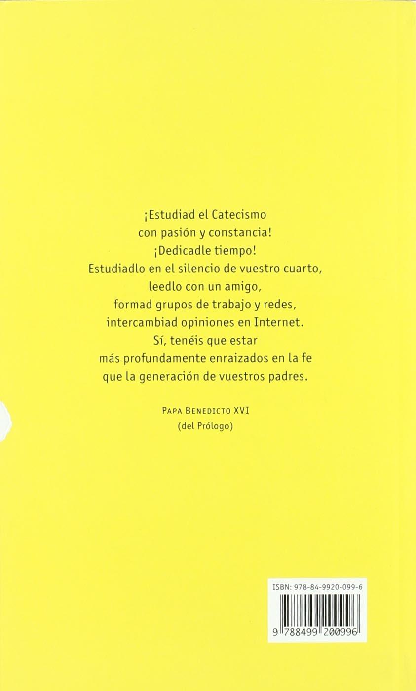 Youcat español - catecismo joven de la iglesia catolica 2ª ed.: Amazon.es: Irene Szumlakowski: Libros