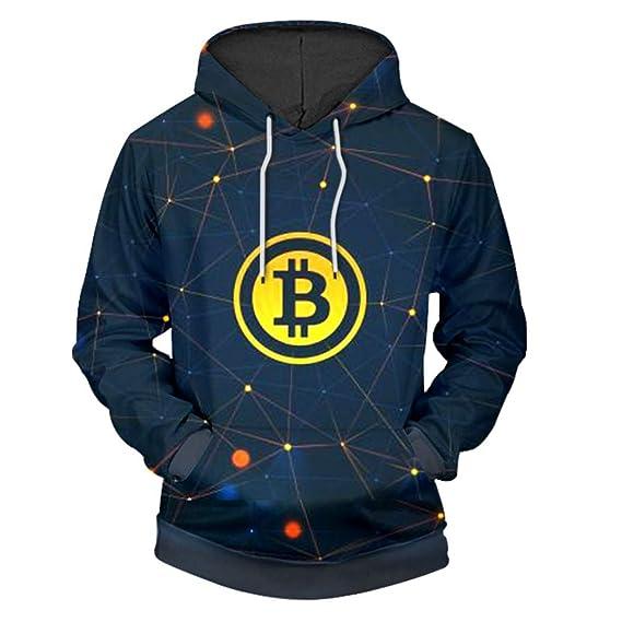 Comprar sudadera Bitcoin Ocio