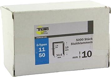 10 mm Typ 53 1 000 Stck TRIUSO Klammern