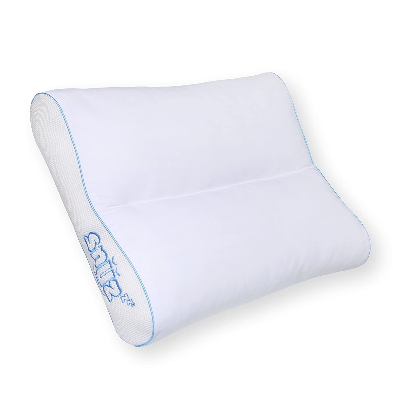 The SNÜZ Pillow. More Comfortable. Better Sleep