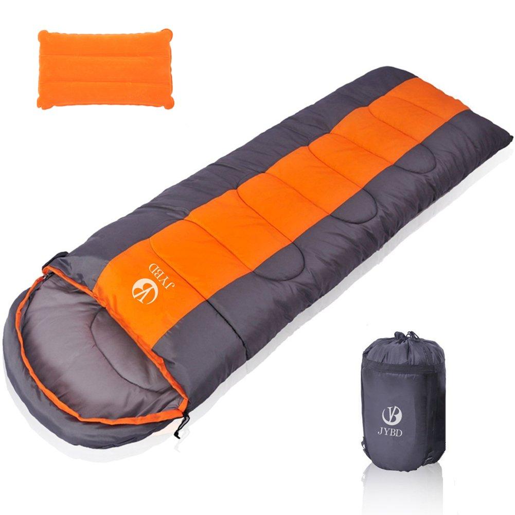 Sembo 寝袋 封筒型 防水シュラフ