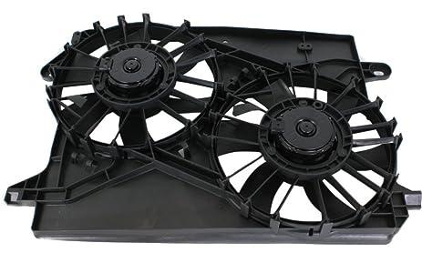 amazon com evan fischer eva24572020445 new direct fit radiator fan rh amazon com