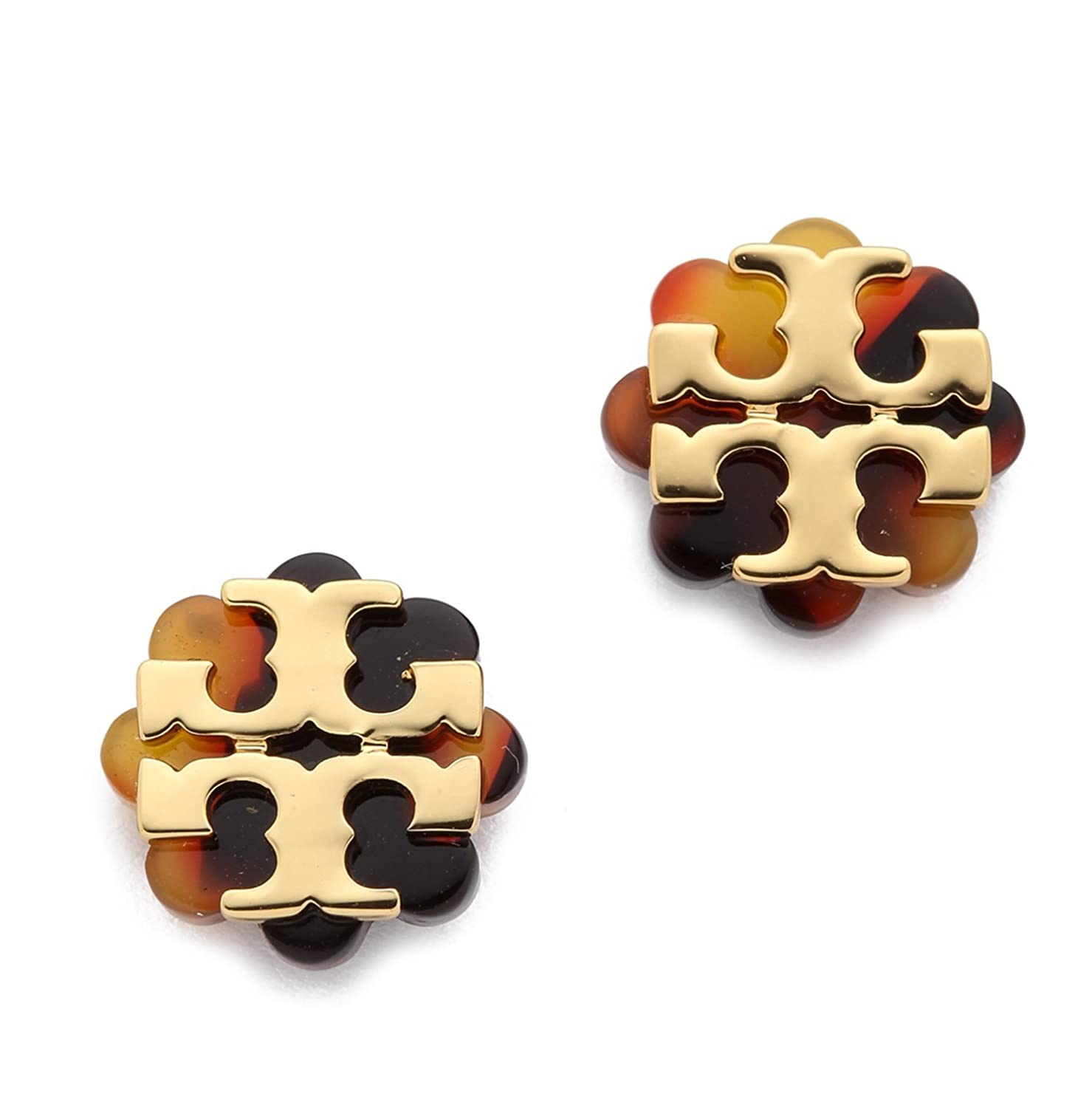 disk wholesale bkbrn drop earrings zenzii tortoise