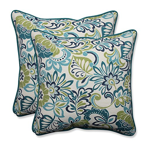 Pillow Perfect Outdoor Indoor Mallard