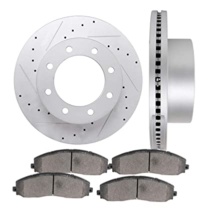 Ceramic Brake Pads D753C For Cadillac Seville 1998-2002 New Front S.Y.L
