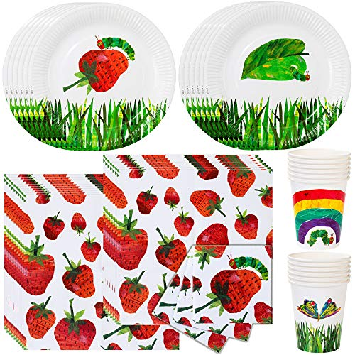 Talking Tables The Very Hungry Caterpillar Party Bundle for Children's
