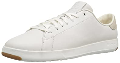 50ff3b8c0042 Cole Haan Womens Grand Sport Leather LACE OX Grandpro Tennis Leather Lace  Ox Fashion Sneaker