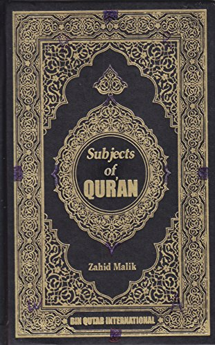 sobjects of quran by zahidmalik pdf free download: all sobjects of holy quran and islam
