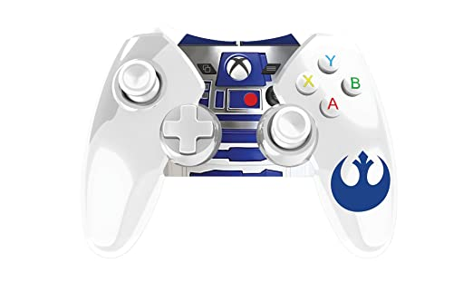 Star Wars R2-D2 Wired Controller - Microsoft Officially Licensed for