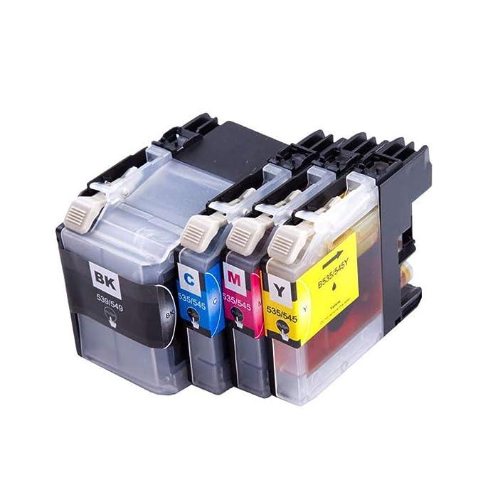 GYBN - Cartucho de Impresora a Color con Chip para Impresora ...