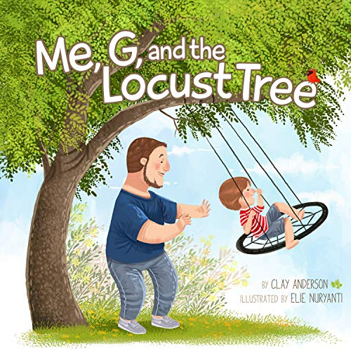 Me, G, and the Locust Tree