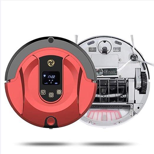TONGTONG Aspiradora Robot 3000pa Alta succión fregona y Tanque de ...