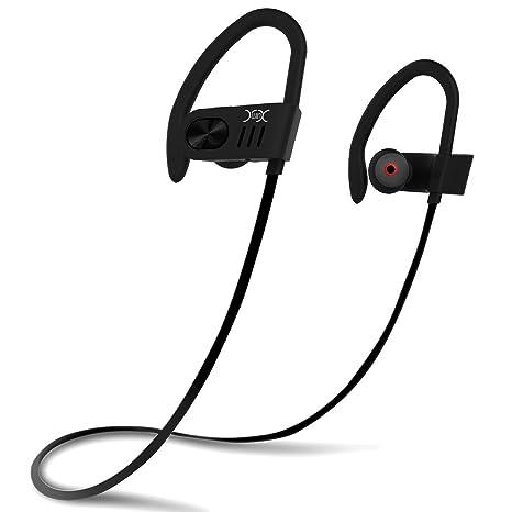 Auriculares Bluetooth 4.1, YXwin Auriculares Inalámbricos In Ear con Micrófono Cascos Bluetooth con Sonido Estéreo