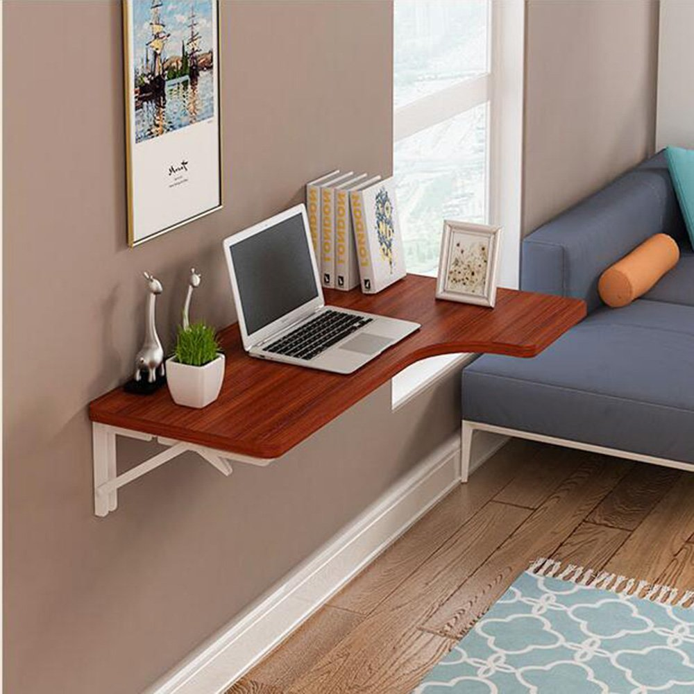 XIAOLIN 壁の机の壁にぶら下がってテーブルの壁を折りたたむLスタディの壁のコーナーを使用するコンピュータデスクコーナーデスクの壁掛けオプションの色、サイズ (色 : 04, サイズ さいず : 100*60*40cm) B07DWLC4S2 100*60*40cm|04 4 100*60*40cm