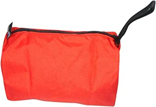 product image for BAGS USA Shaving Bag Medium Size,Toiletry Bag,Canvas Dopp Kit,Medicine Bag Made in U.s.a.(Orange)