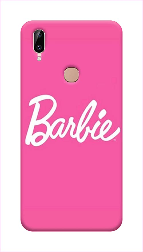 Case Try Me Barbie Slim Fit Hard Case Cover for Vivo: Amazon in