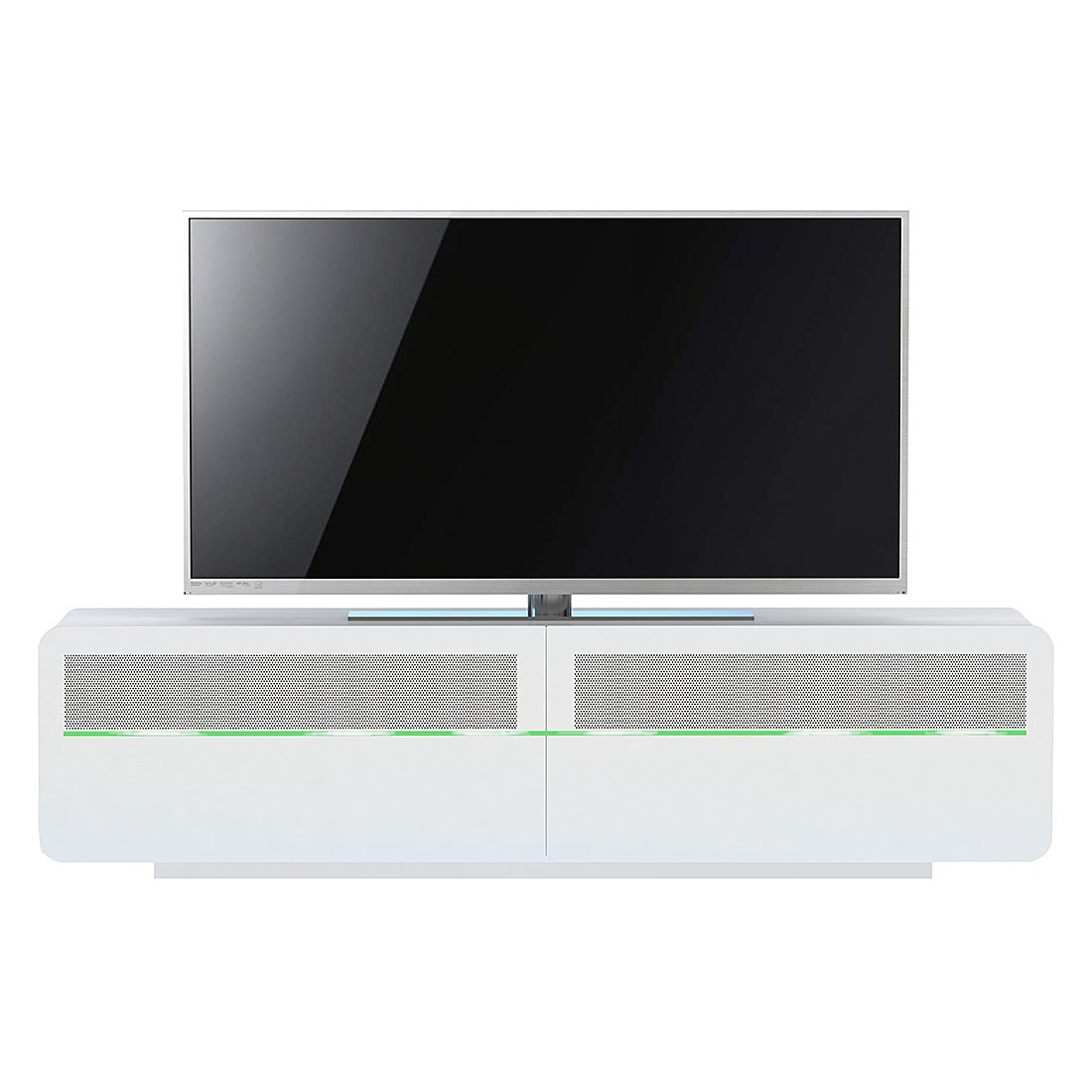 jahnke tv rack Jahnke SL 4182 RGB LED - LCD TV Rack up to 70 inch: Amazon.co.uk: Kitchen u0026  Home