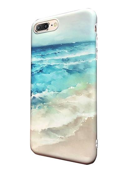 beach iphone 8 plus case