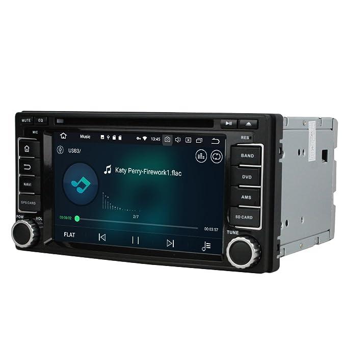 kunfine Android 8.0 Octa Core coche reproductor de DVD GPS navegación Multimedia estéreo de coche para Subaru Forester/Impreza 2008 2009 2010 2011 Autoradio ...