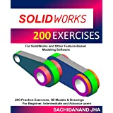 SOLIDWORKS 200 EXERCISES