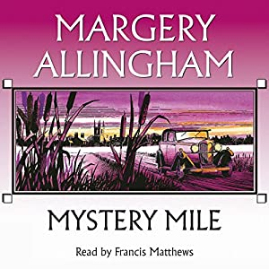 Mystery Mile Audiobook