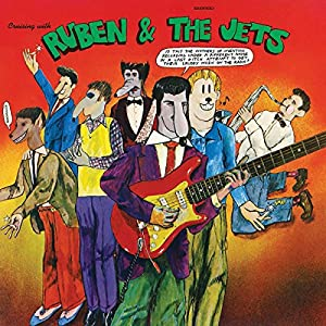 Cruising With Ruben Amp The Jets Vinyl Amazon Co Uk Music