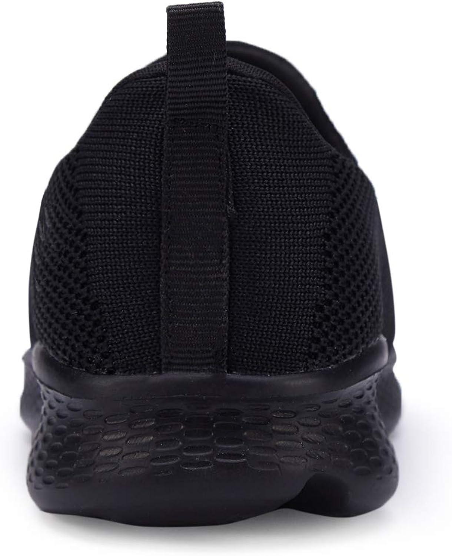 mesh walking sneakers