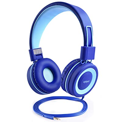 Kids Headphones,Isightguard Wired Headphones Ki...