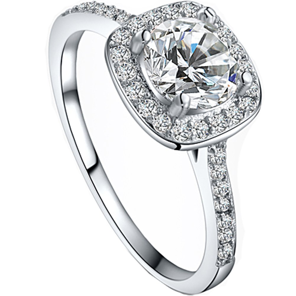 heart ring rings diamond wedding il listing engagement fullxfull zoom
