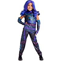 Disney Mal Costume for Kids - Descendants 3 Size Purple