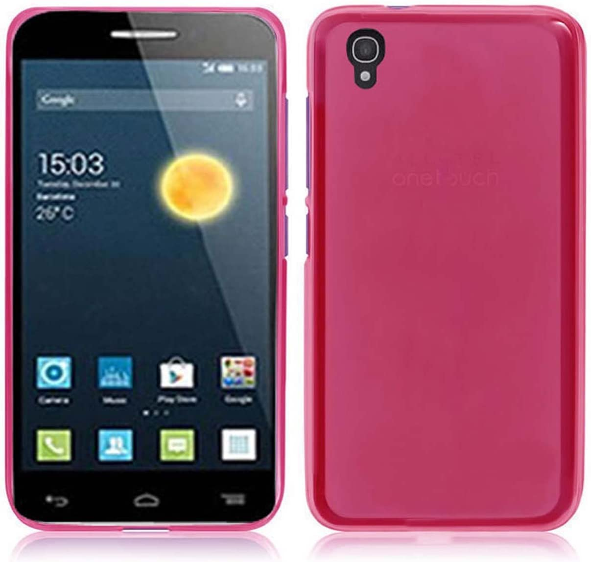 Funda Idol 3 4.7, Lincivius, Carcasa Alcatel Idol 3 4.7 Funda ...