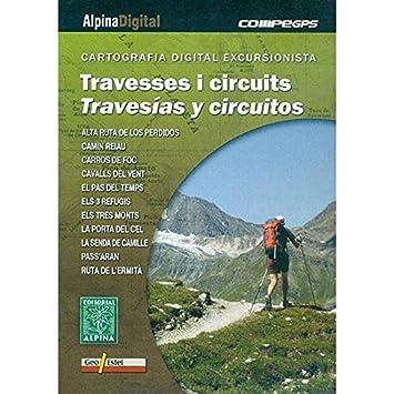 cartografia digital alpina