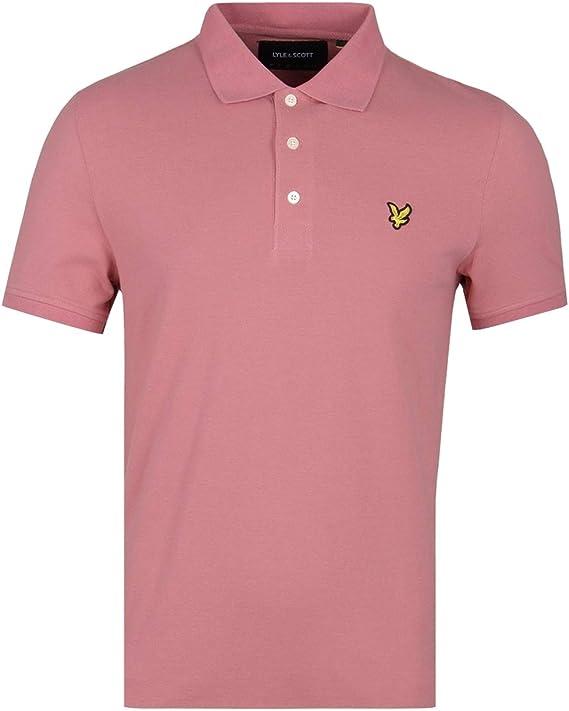 Lyle & Scott Clásico Pique Camisa De Polo De Los Hombres ...