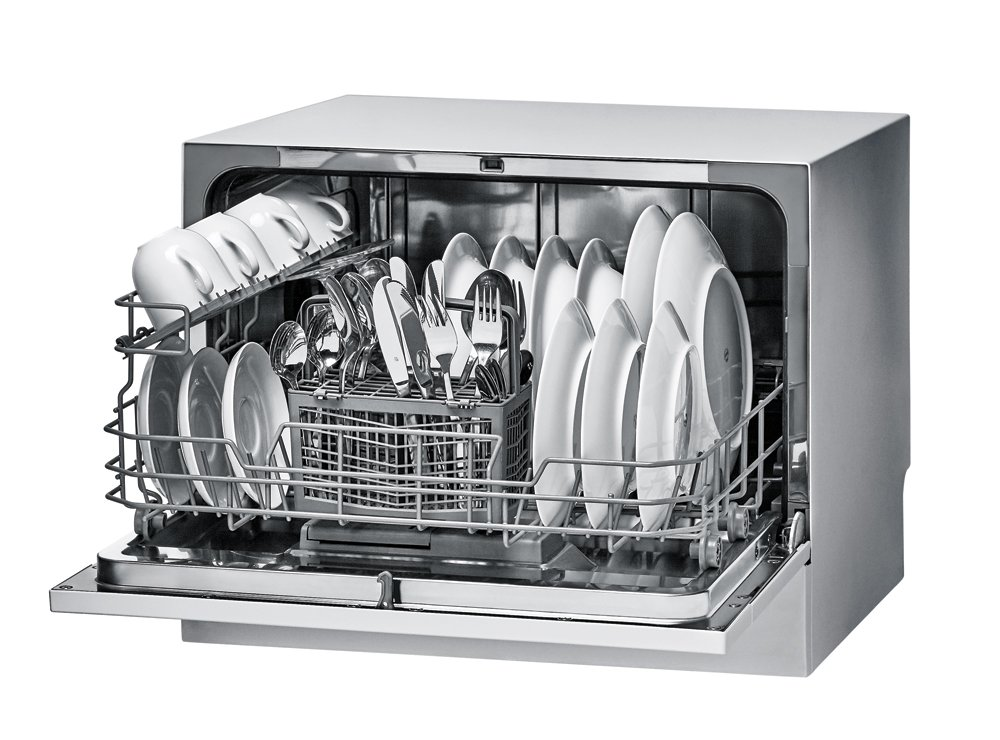 Fare lavastoviglie gancio fino a acqua calda o fredda