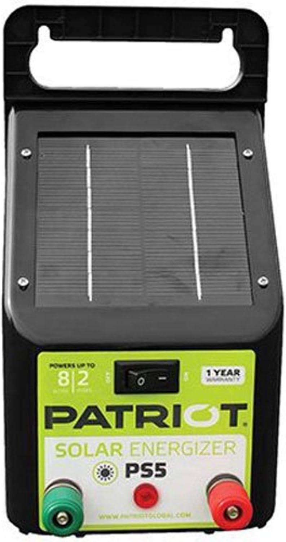 Patriot PS5 Solar Energizer, 0.04 Joule