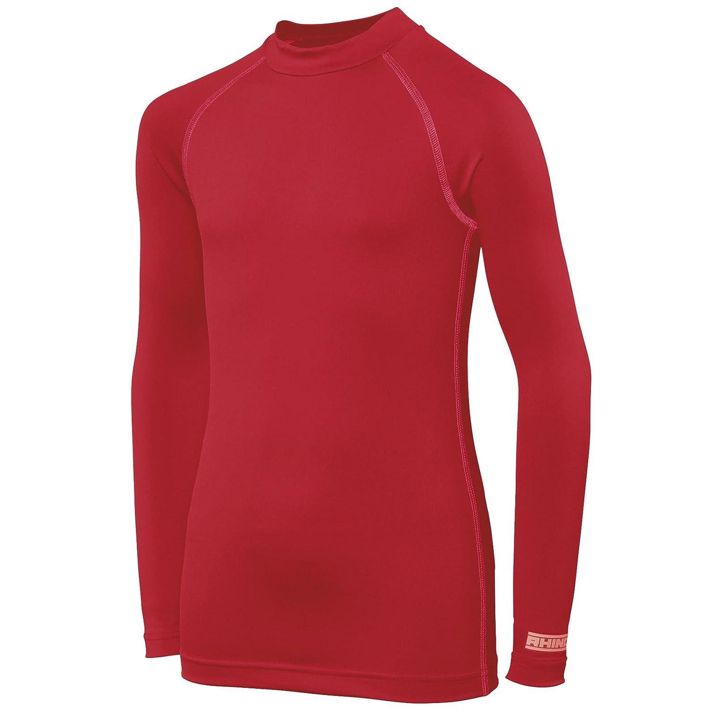 New Kids Rhino Sports Long Sleeve Base Layer Shirt